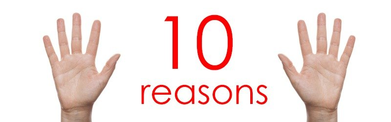 ten reasons
